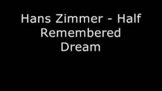 Non, je ne regrette rien and Half Remembered Dream