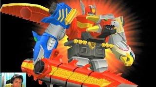 Sieu Nhan Game Play | 5 anh em siêu nhân thiên sứ | Game Super Sentai Battle Ranger Cross #5