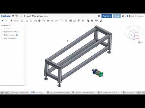 What's New in Onshape (December 15th, 2016) Insert Version