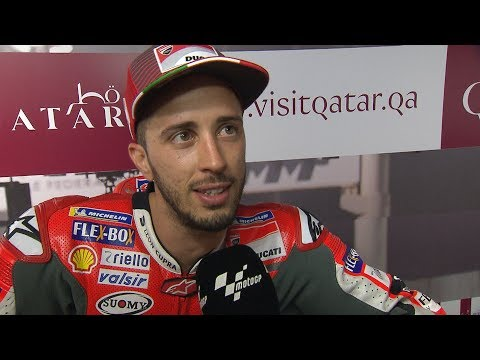 "Dovizioso: ""Everybody was on the limit with tyres"""