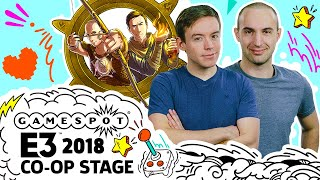 Overcooked 2 Gameplay with Cam & Seb at E3 2018!