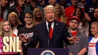 Trump Rally Cold Open - SNL