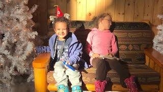GREAT WOLF LODGE NIAGARA FALLS ON- Overnight stay- 2 kids & 2 adults -ADDmomBRAIN