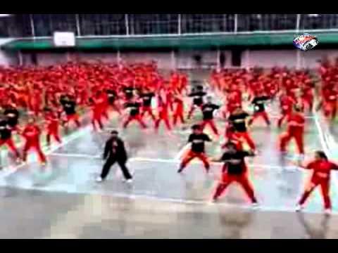 GANGNAM STYLE  - CEBU DANCING INMATES