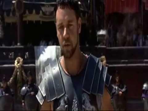 banda sonora de gladiator  la película