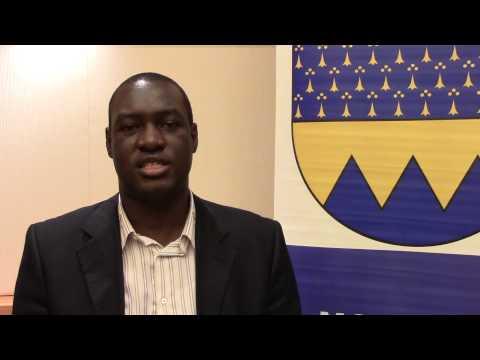 Student Testimonial: Victor Oyieke (Kenya)