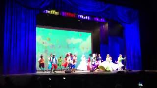 Disney Junior Live On Tour! Pirate and Princess Adventure 迪士尼【公主+海盜】真人舞台秀