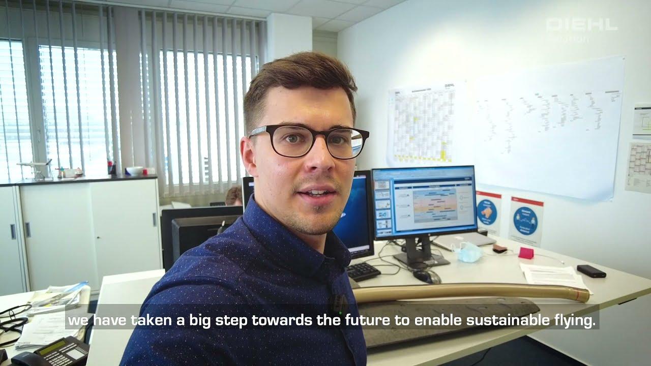 Jan Hägele, Product Manager Air Management