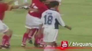 Những bàn thắng đẹp của danh thủ Nguyễn Hồng Sơn trong màu áo ĐTVN