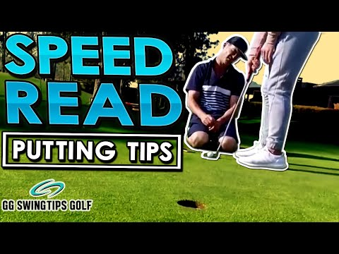 George Gankas Putting Tips - Consistent Speed and Reads
