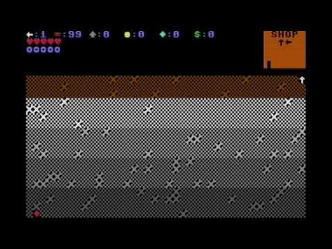 MineCave (2018) | C64 | Homebrew World
