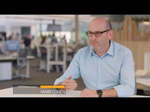 Akamai Securing Your Digital Assets - Domain Group Case Study