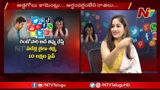 Madhavi Latha reacts on trolling Jabardath anchor Anasuya..