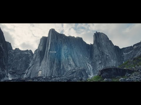"""Sterling's documentary, """"Adaptive,"""" follows the gripping journey of below-the-knee amputee, Jim Ewing and professional climber, Maureen Beck, who was born without her left hand, as they attempt the first all-adaptive climb of the remote Lotus Flower Tower located in Canada's Cirque of the Unclimbables."""
