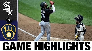 Lucas Giolito extends White Sox win streak | White Sox-Brewers Game Highlights 8/4/20