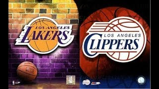 Los Angeles Lakers vs Los Angeles Clippers Live - Lakers vs Clippers
