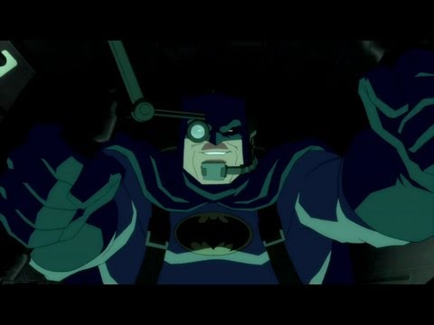 'Batman: The Dark Knight Returns' Part 1 Trailer HD