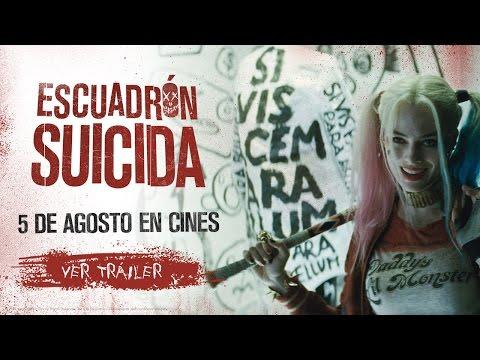 Escuadrón Suicida - Tráiler Teaser Oficial en español HD