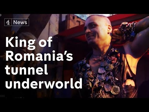 Baixar Meet Bruce Lee, king of Romania's tunnel underworld | Channel 4 News