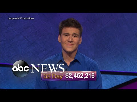 'Jeopardy!' champ within striking distance of record