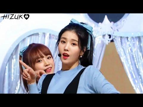 아이즈원(IZ*ONE) - O' My! 교차편집(stage mix)