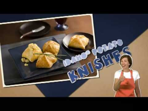 Idaho� Potato Knishes
