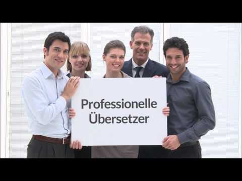 Beschreibung: Übersetzer Deutsch Hamburg