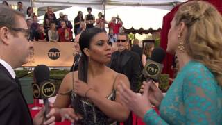 TNT | SAG Awards | Red Carpet | Jessica Pimentel