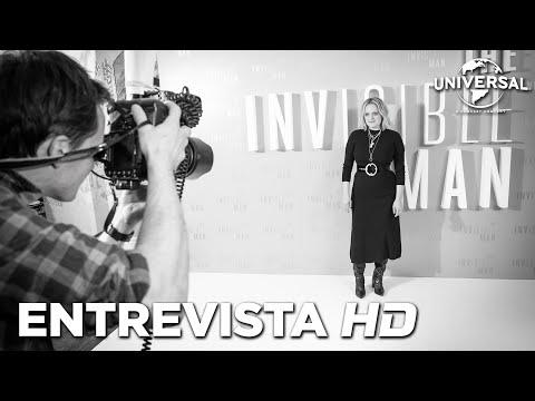 EL HOMBRE INVISIBLE - Entrevista a Elisabeth Moss