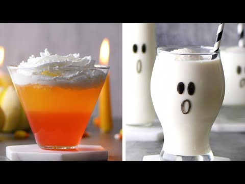 5 Halloween Cocktails Straight Out of Your Nightmares!! So Yummy Halloween Hacks