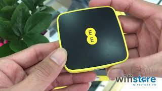 Alcatel EE40 | WiFi 4G hàng Pháp, Pin 1500mAh, 10user, 150Mbps tại Hải Phòng, Hạ Long