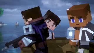 Nhạc phim Độ Ta Không Độ Nàng 2 battle royale 2 ( Minecraft AMIMATION )