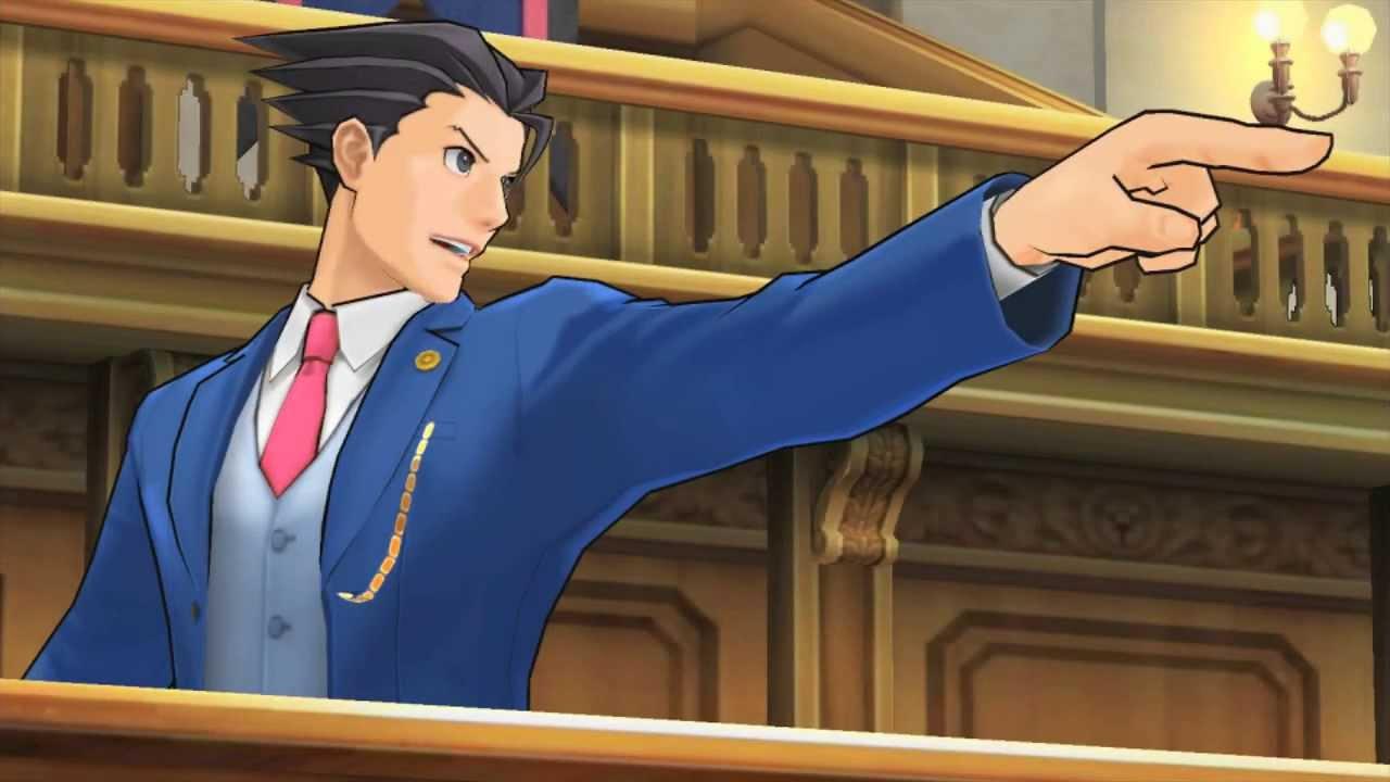 インサイド動画チャンネル 逆転裁判5 ファイナルPV インサイド動画チャンネル  逆転裁判5 フ
