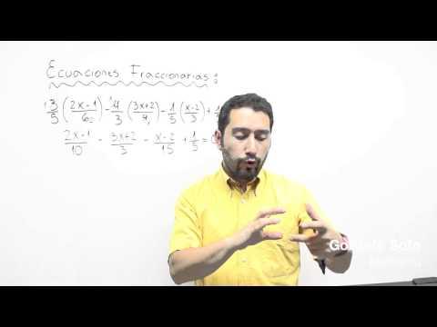 Ecuaciones fra9