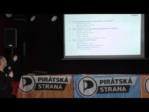 Piratecon Brno 2015: Procesy ve veřejné správě