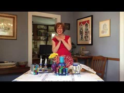 Welcoming Shabbat with Lisa Litman