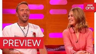 Chris Martin and Rosamund Pike discuss strange fans - The Graham Norton Show 2016 – BBC One