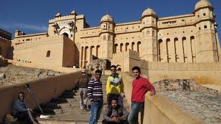 Amer Fort Jaipur Explore Vlog 2019 | Karisma Mere Dost ka😂😂. Must watch || Review reloaded ||