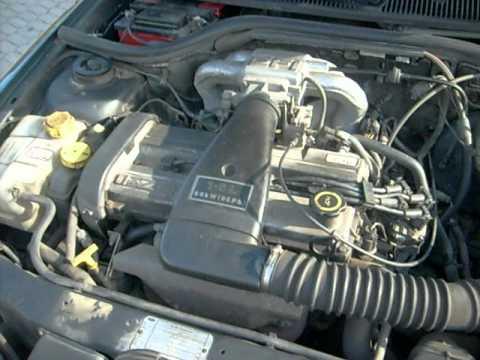 Ford Escort 1 6 16v Zetec Youtube