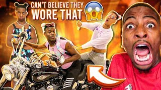 WHATEVER I BUY YOU WEAR IT CHALLENGE!!!😂 **HILARIOUS**