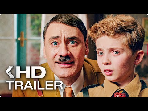JOJO RABBIT Trailer (2019)