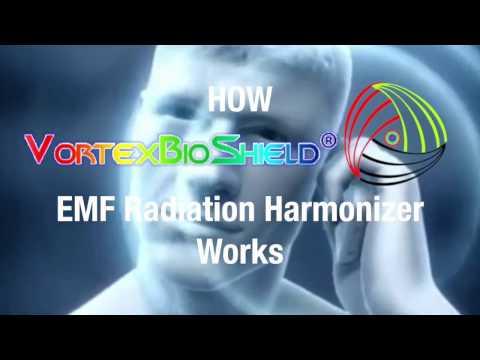 How Vortex BioShield Radiation Protector Works