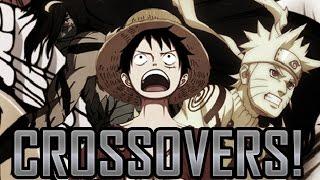 Crossovers em Animes (+ CAMEOS, REFERÊNCIAS)