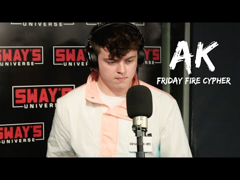 Friday Fire Cypher: AK Spits Over Classic DMX Beat