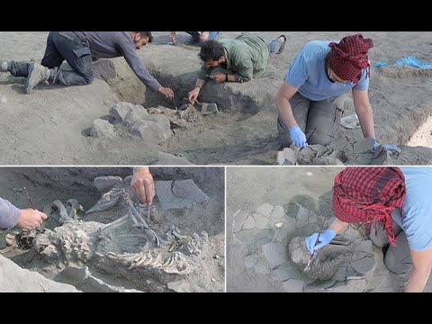 Eskişehir'de 5 Bin Yıllık Tarih Gün Yüzüne Çıktı! Dikkat Çeken 'Ölü Hediyesi' Detayı