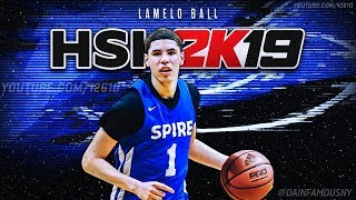 NBA 2K19 - How To Setup High School Hoops 2K19 Roster (PS4)