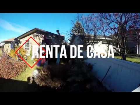 Canada: Costo de renta de casa en Calgary, AB. Video 1
