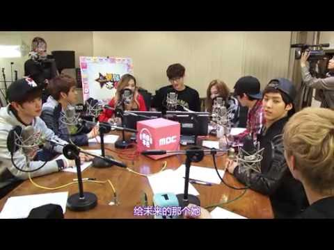 [中字] MBC C-RADIO '偶像本色' 第二集 (우상본색) 5회 Guest - BTOB
