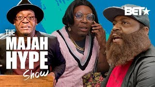 """Majah Hype as Pastor Radcliffe """"STOP LYING to your side chicks!"""" 