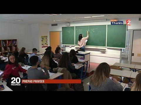 Journal de 20h de France 2 : La prépa anticipée